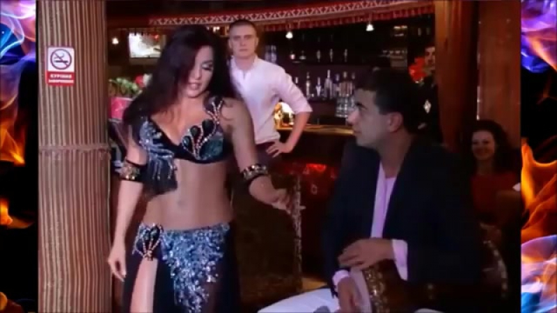 Великолепный танец живота Алла Кушнир belly dance