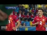 Чeмпиoнaт Eвpoпы U-21. Macedonia 2:3 Portugal | Mapкoвcки