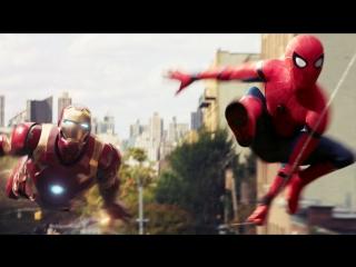 Человек-Паук- возвращение домой - третий трейлер