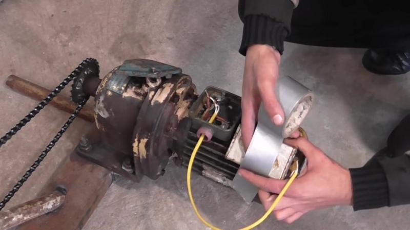 Однофазный генератор 220 вольт своими руками