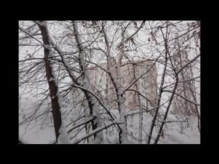 Зима. Молитва без слов. STRONG MAN