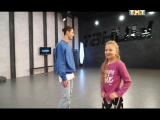 Танцы на ТНТ(Дети) -  Миша Зайцев  и Валерия Шумова 10.12.16
