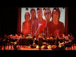 CONCORD ORCHESTRA «Eye of the tiger» (Survivor cover) 1 апреля 2017 Колпино Симфонические рок-хиты