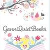 GanniQuietBooks Развивающие книжки из фетра