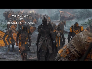 Miracle of Sound - We Are War
