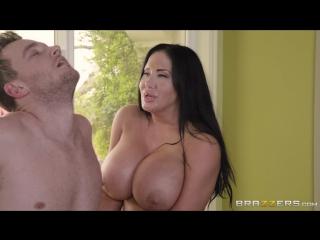 Sybil stallone (stepmom's spring cleaning)[2017, blowjob, facial, huge tits, latina, stepmom, 1080p]