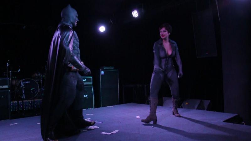 Cosplay Rush vol 14 Алексей Котолевский Valeriya DarkElf Бэтмен персонажи Бэтмен и Женщина Кошка