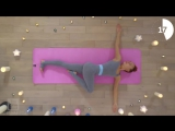 15 минут для релакса спины _ Йога для начинающих _ Йога дома