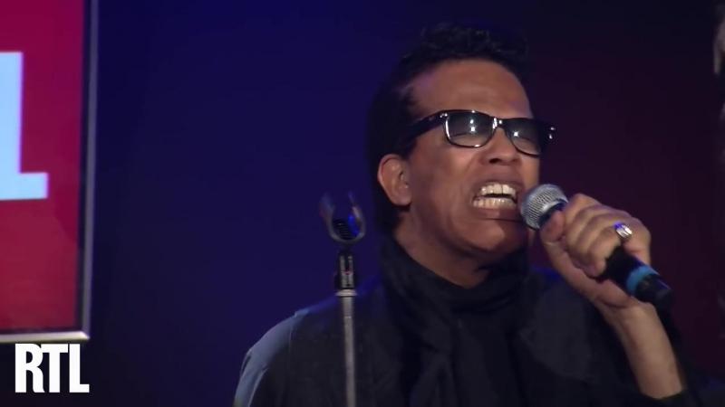 Vigon Bamy Jay - Feelings en live dans le Grand Studio RTL