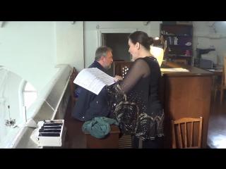 F Cilea, Adriena Leqouvreur (1 aria)