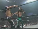 [Crossface] Rey Mysterio, Jr. vs Juventud Guerrera (c) - WCW Cruiserweight Championship. WCW Thunder 15.01.1998.