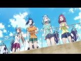 AnimeOpend Keijo! 1 Ending (NC) Кэйджо! 1 Эндинг (1080p HD)