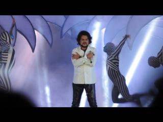 Филипп Киркоров в Ижевске 22.09.2016. Шоу