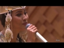 Вот кому надо было поехать в Киев на Евровидение 2017 Janar Dugalova Жанар Дугалова Kazak Halk Ezgileri Klasik TRT Av