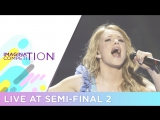 Yohanna - Is It True  LIVE  Interval Act  Imagination Music Competition - 8  Semi - Final 2