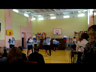 танец 11 МВД-класса
