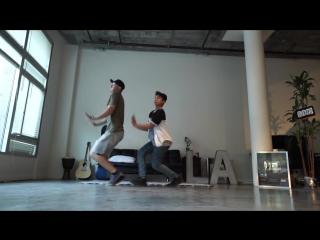 JUJU ON THE BEAT Dance _ Matt Steffanina x Kenneth San Jose
