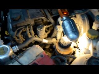 Шток кпп daewoo nexia (дэу нексия) Замена и ремонт.