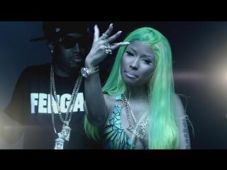 Nicki Minaj - Beez In The Trap (Explicit) ft. 2 Chainz 1080p