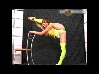 очень гибкая гимнастка видео этого, она будет