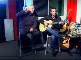 Серж Танкян и его отец Хачатур Танкян - Бари Арагил
