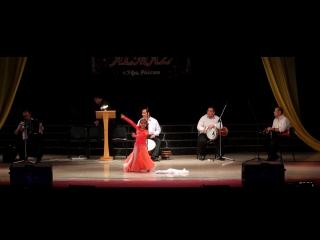 Evelina Farhshatova 7 old year. Orchestra 1 place. IV Almaz Festival Ufa. Alf Le