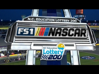 2017 NASCAR Camping World Truck Series - Round 05 - Charlotte 200