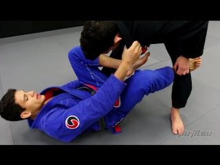 Felipe Preguica Pena - De La Riva To Back Take