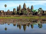 80 чудес света Ангкор Ват Камбоджа Часть 16