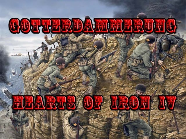 Hearts of Iron IV Gotterdammerung - Обзор Мода