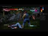 Стрим по игре Tekken 7 от X-GAME