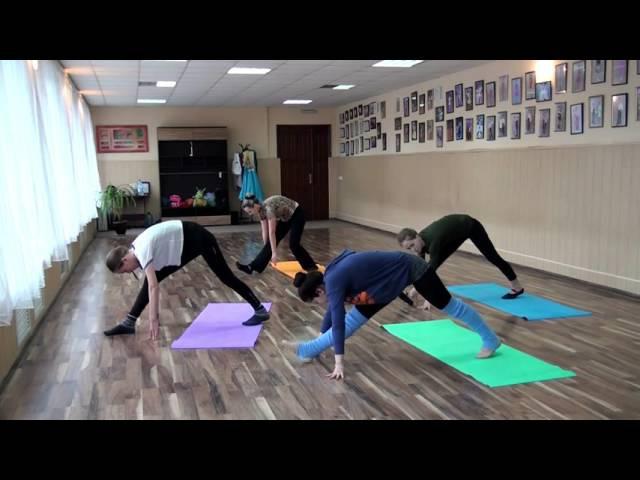 Упражнения на растяжку и развитие гибкости в хореографии и фитнесе