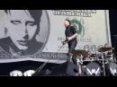Marilyn Manson - Sweet Dreams - Live Knotfest México 2016