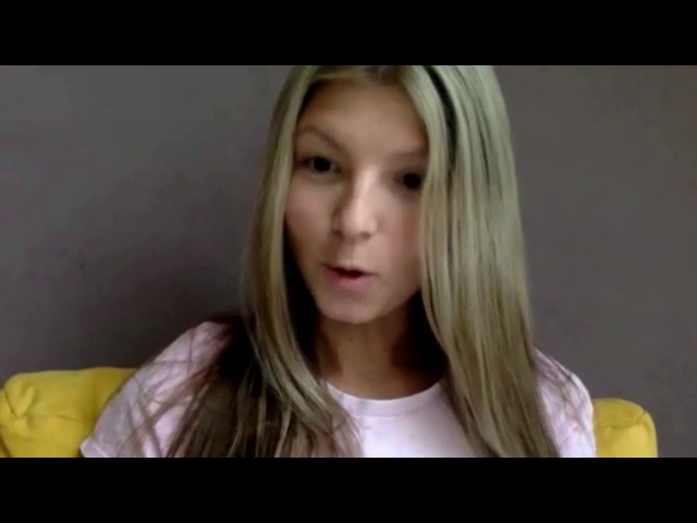GINA GERSON talking for russian fans