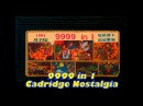 Gameplay - 9999 in 1 Cartridge Nostalgia (NES 90x)