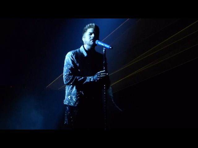Queen - Who Wants to Live Forever @ Barclays Center, NY w Adam Lambert 2017