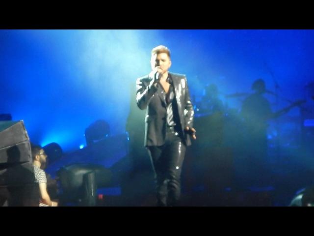 Queen Adam Lambert - Bohemian Rhapsody - Brooklyn NY Barclays Center - 07-28-17