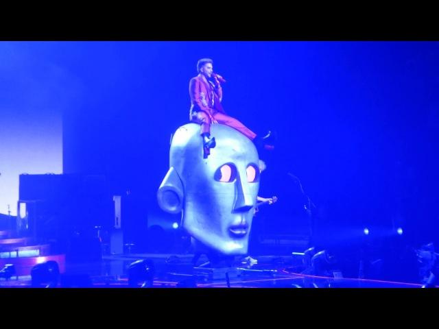 Queen - Killer Queen @ Barclays Center, NY w Adam Lambert 2017