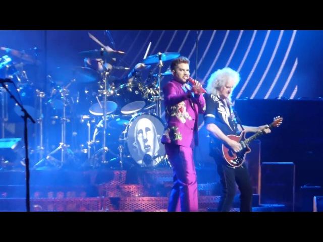 Queen - Don't Stop Me Now @ Barclays Center, NY w Adam Lambert 2017