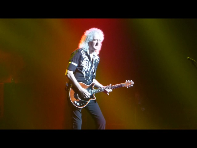 Queen - I Want It All @ Barclays, NY 2017 w Adam Lambert