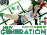 New Generation Italo Disco vol. 3 (Chwaster Mix) Megamix 2017