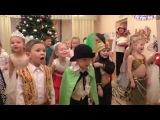 Детская новогодняя песня. Дети 5 ,6 и 7 лет поют песенку про деда мороза.
