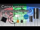 Самодельная цветомузыка - обзор схемы