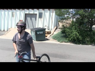 Tanner Bouchard \ Street spots