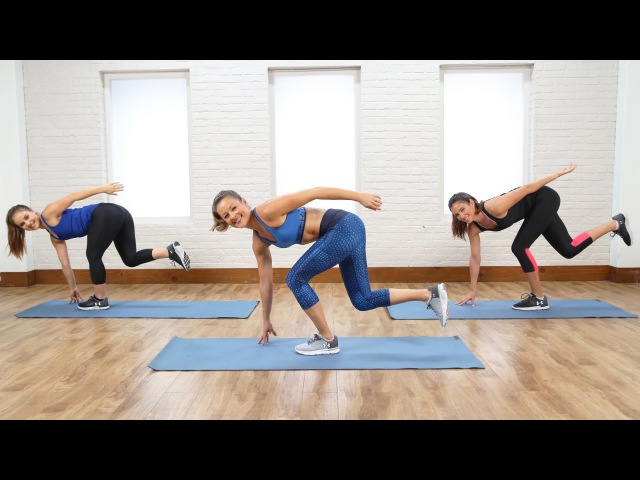 10-Minute Booty Workout For the Muscles You Forget to Work   Class FitSugar