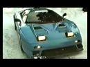 INEDITO Prototipo Bugatti EB110 Prove su ghiaccio Drive Experience