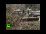 Военнослужащие ВВО участвуют в ликвидации последствий тайфуна в Приморском крае