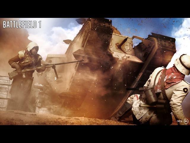 Battlefield 1: Обзор - [Open Beta] 2