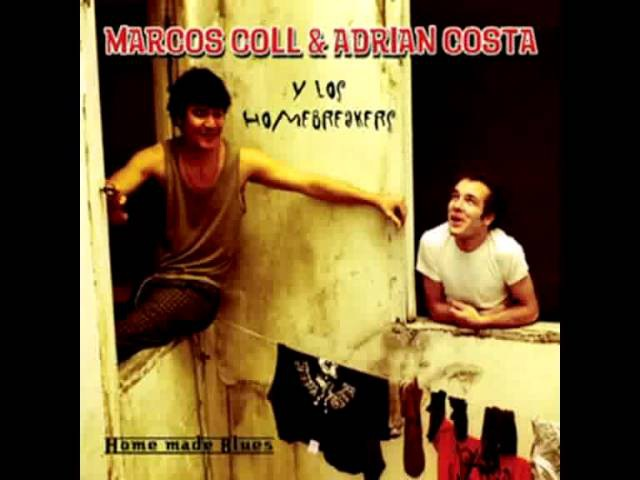 Marcos Coll y Adrian Costa - I'm on the wonder