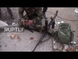 Syria: Militants bombarded in Wadi Barada as Syrian Army prepares for major op